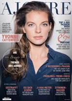 AJOURE´ Cover Monat März 2017