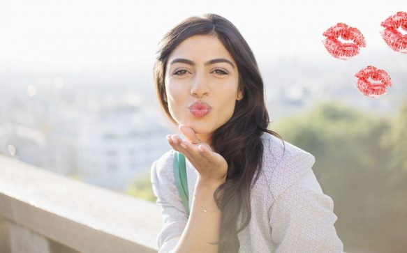 Lippenbekenntnisse: Warum du öfter mal küssen solltest