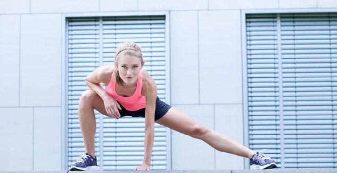 Dein  Home-Workout für schlanke und straffe Beine