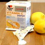 Vitamin C 750 Depot von Doppelherz
