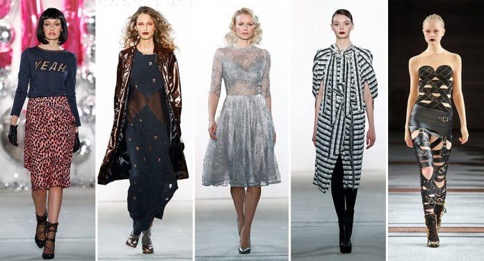 Die AJOURE´ Fashion Week Berlin Top 5