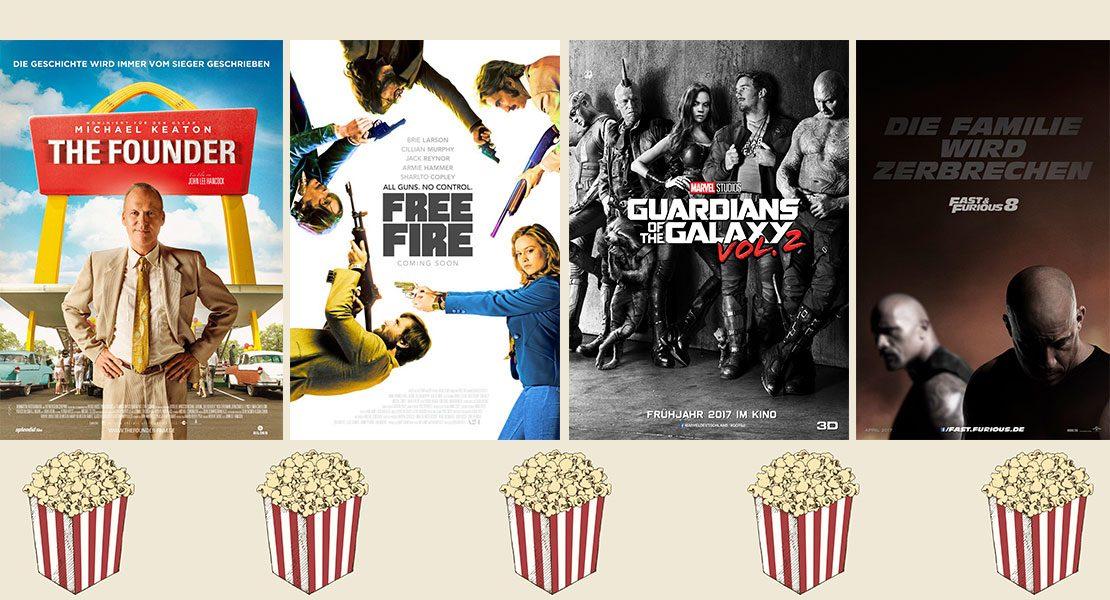 Unsere Kino-Tipps im April 2017