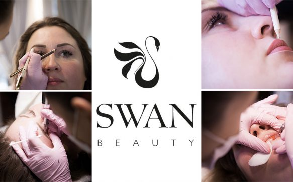 Der AJOURE´ Selbsttest: Kontur-Make-up von Swan Beauty