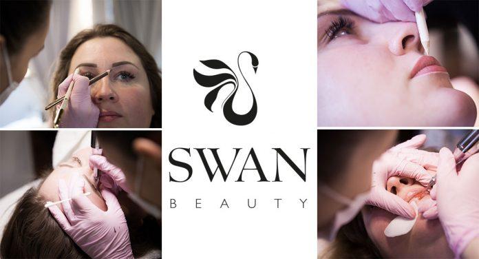 Der AJOURE´Selbsttest: Kontur-Make-up von Swan Beauty