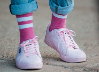 Pastell Sneaker