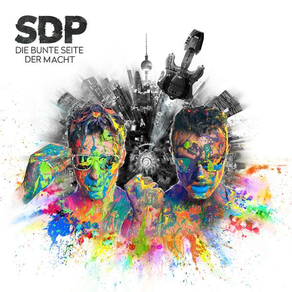 SDP: Die bunte Seite der Macht Album