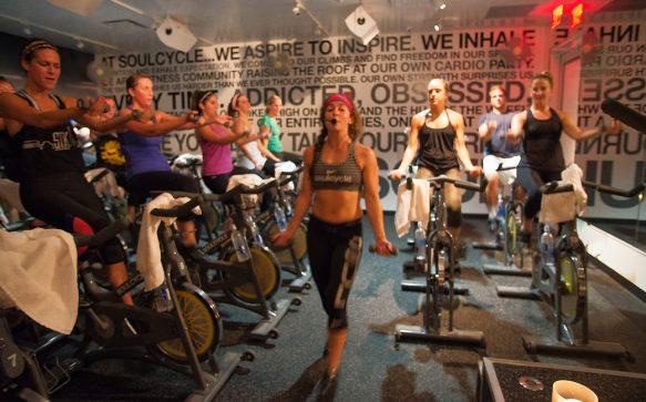 Radeln ist das neue Clubbing: Der Fitnesstrend Soulcycling kommt nach Deutschland