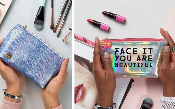 Diese Beauty Bags zaubern Ordnung in deine Handtasche