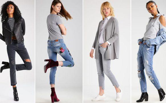 Jeans der Stunde – das sind die Jeans-Trends 2017