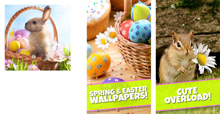 Frühling & Ostern Wallpapers