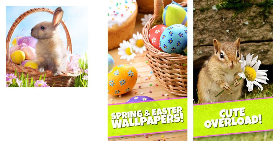 Frühling & Ostern Wallpapers