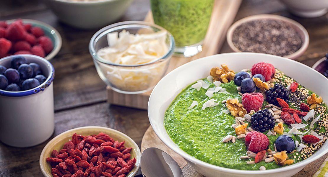 Diese 15 Lebensmittel aus unserer Superfood Liste sollten auf deinen Speiseplan