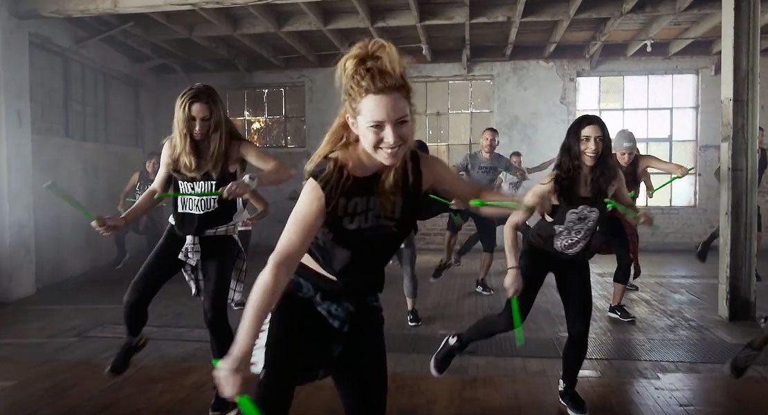 POUND – Rockout. Workout. Die rockige Art zu trainieren
