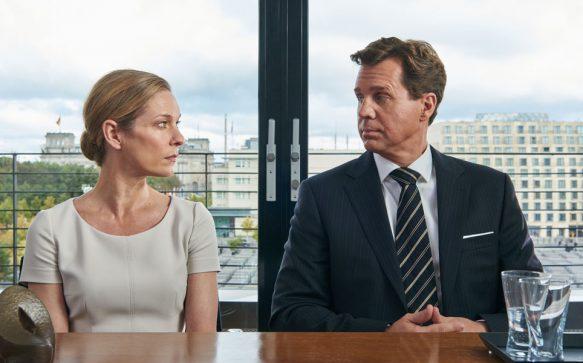 """Lisa Martinek über """"Blaumacher"""" und """"Ein schrecklich reiches Paar"""""""
