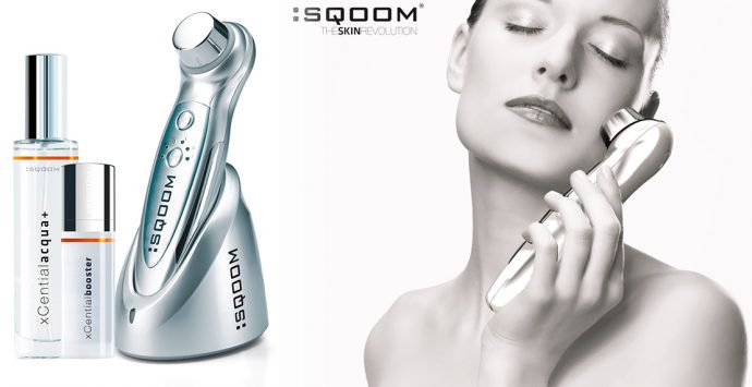 Gewinne ein SQOOM Starterset für sichtbar schöne Haut