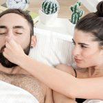 Tipps gegen Schnarchen