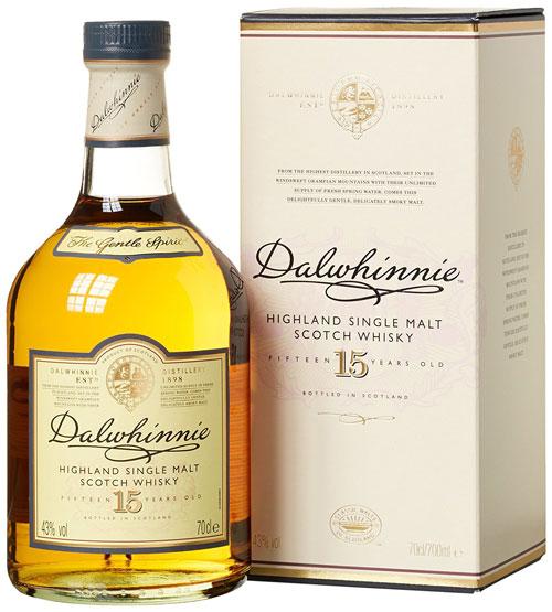 Dalwhinnie 15 Jahre Highland Single Malt Scotch Whisky