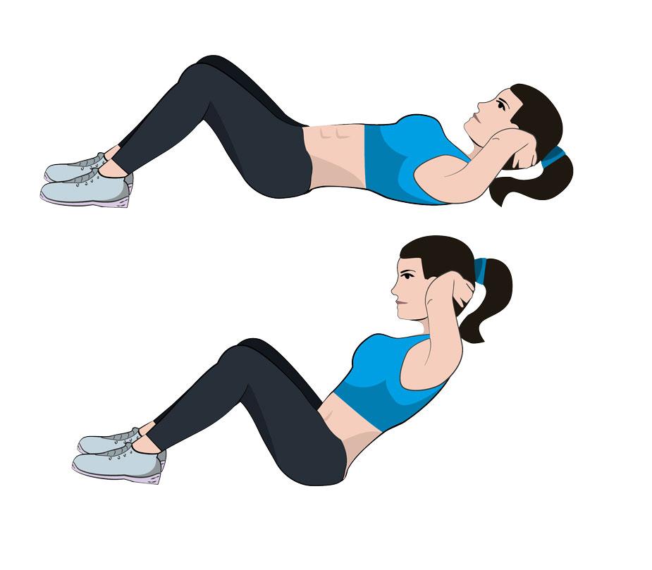 4. Sit-ups