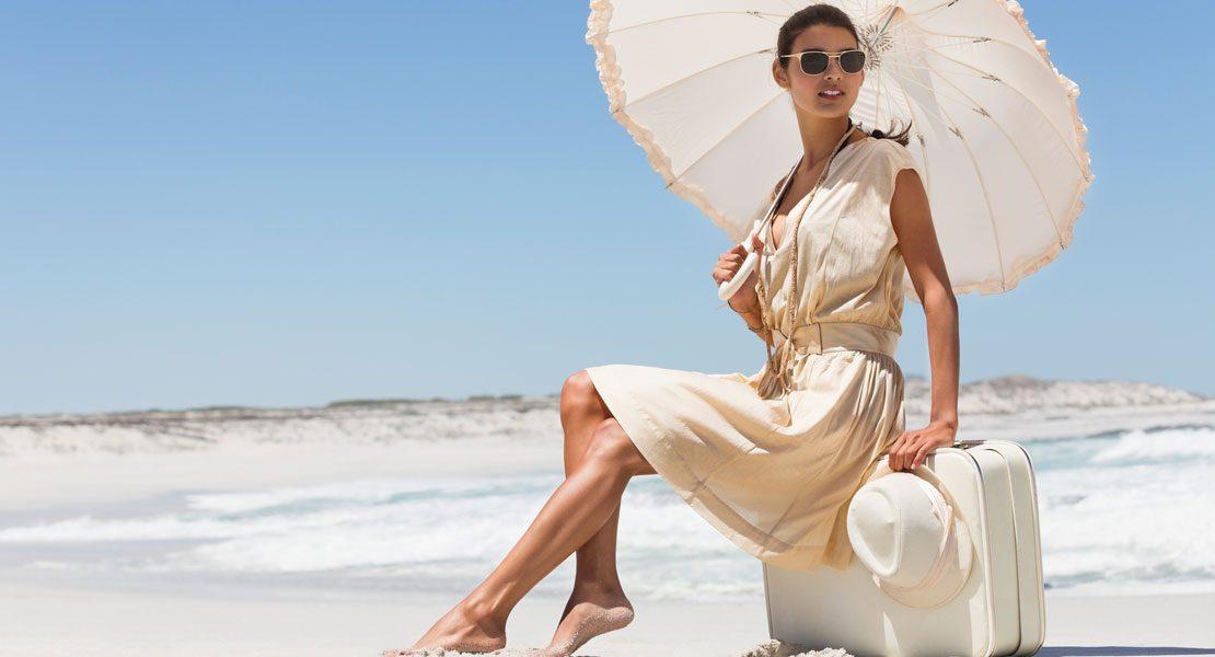 Travel light: Keine Übergepäck-Probleme mit diesen Beauty-Produkten