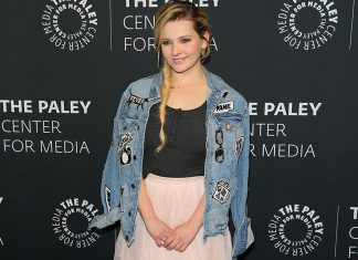 Jeansjacken Patches Abigail Breslin