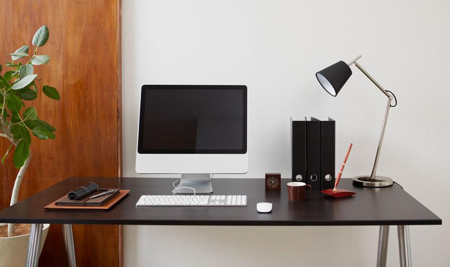 Schreibtisch Ordnungsliebende