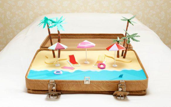Ich packe meinen Koffer …