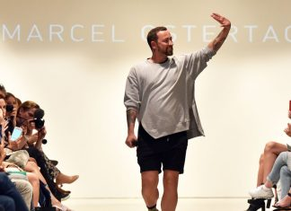 Freedom: Marcel Ostertag Show Spring/Summer 2018