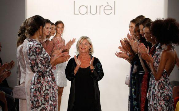 Laurèl setzt auf luxuriöse Leichtigkeit: Die SS 2018 Kollektion auf der MBFW