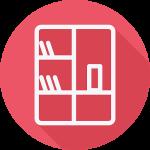 BuchschrankFinder App Logo