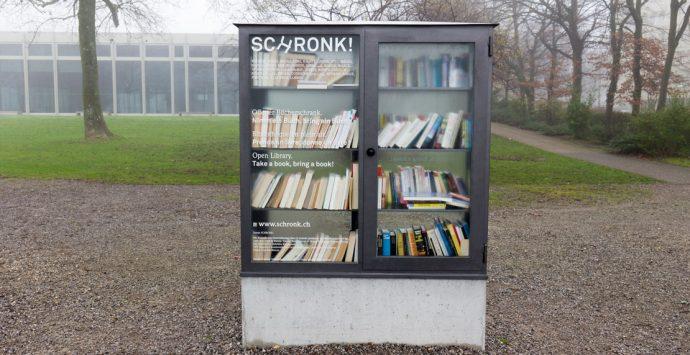 Bücher tauschen mit der BuchschrankFinder App