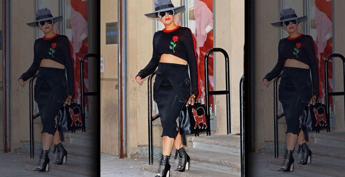 Star Style: Lady Gaga