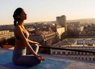 Guerilla Yoga: Asanas erobern die Großstadt