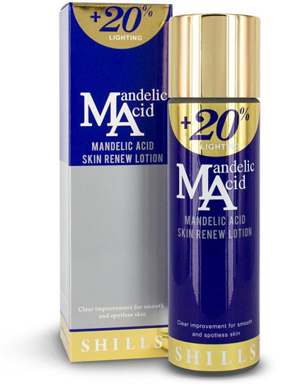 Mandelic Acid – Skin Renew Lotion