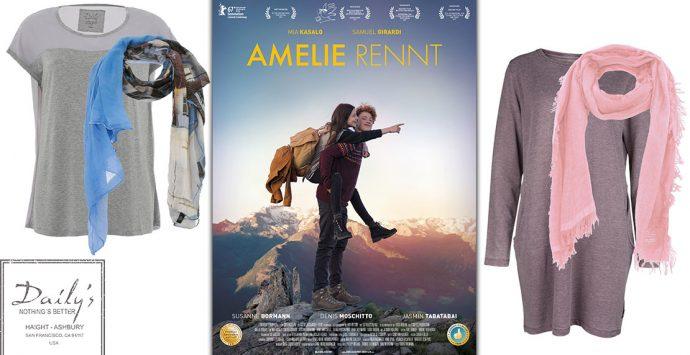 """Gewinnspiel zum Kinostart von """"AMELIE RENNT"""""""