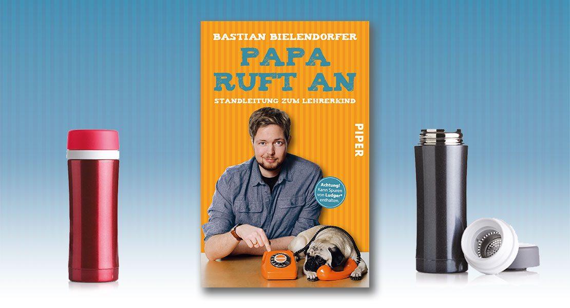 """Gewinnspiel zum Buchrelease von """"PAPA RUFT AN"""""""