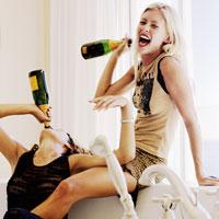 Party-Bild-Poster