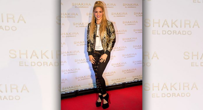 Star Style: Shakira
