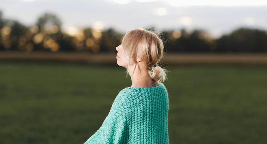 Selbstbewusstsein - das schönste Accessoire