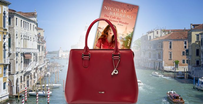 What's in my bag? See you in Venedig!
