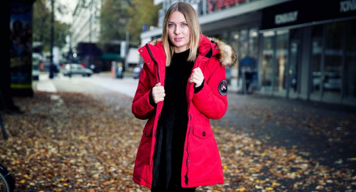 Superdry Jacke Test