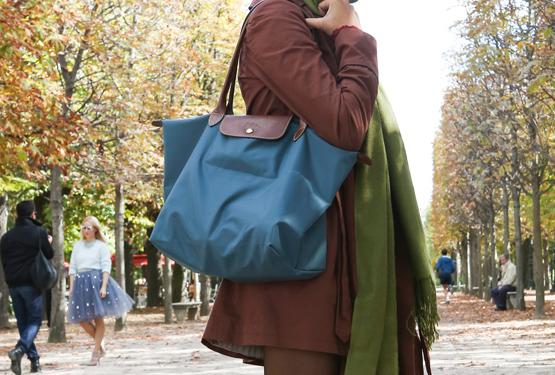 Longchamp-Tasche