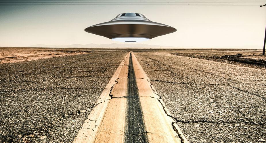 Area 51 und UFOs