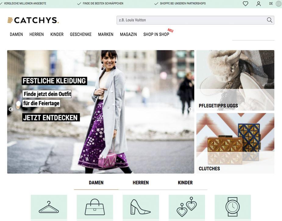 Catchys Onlineshop
