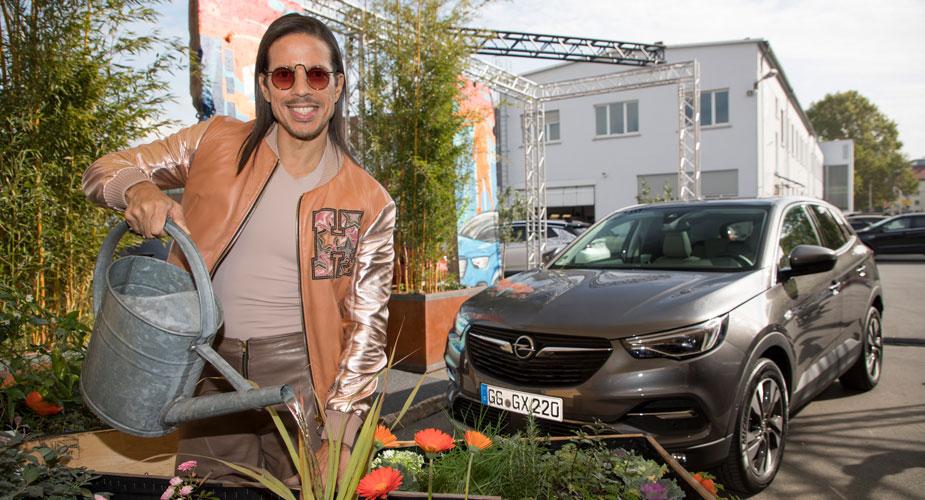 Jorge González im Interview