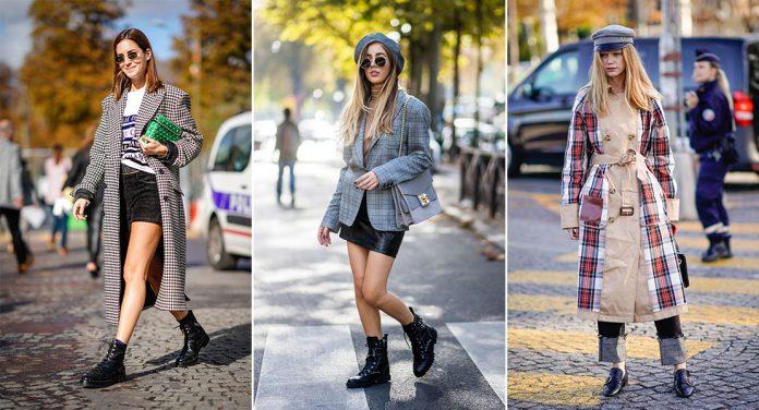 Im Street Style Check: Klaro in Karo