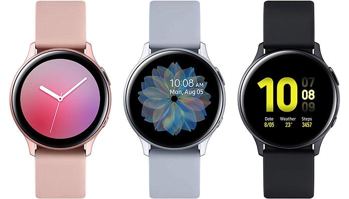 Best of Smartwatches: Samsung Galaxy Watch Active 2