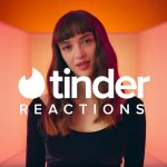 Tinder Reactions Feature