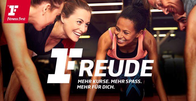 Gewinne deine Fitness First Jahres-Mitgliedschaft!