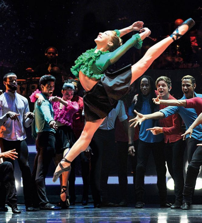 Gewinne Tickets für die Ballet Revolución Premiere in Berlin!
