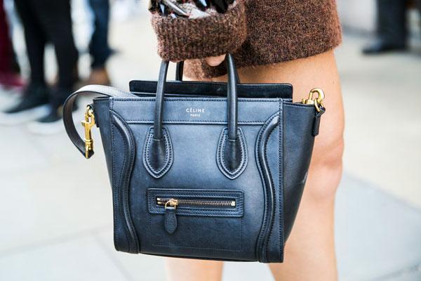 Celine Luggage Tasche